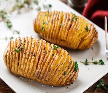 patate hasselback