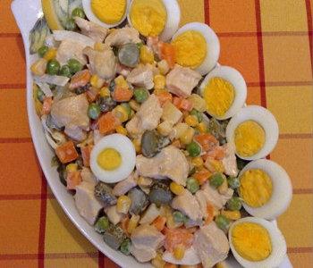 insalata pollo ucraina