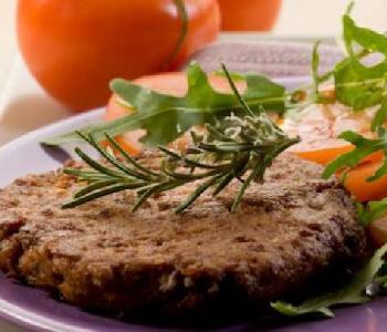 hamburger di soia bimby