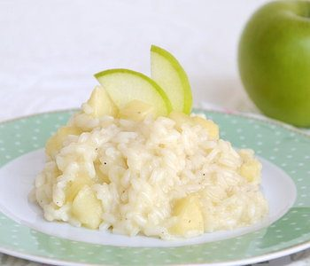 RISOTTO ALLE MELE