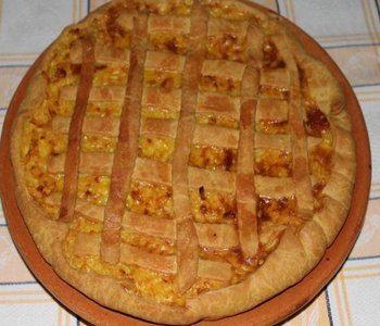 TORTA DI RISO SALATA (BIMBY)