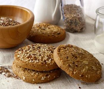 biscotti ai cereali bimby