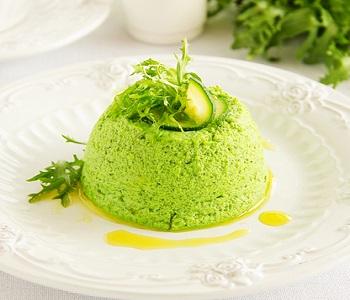 sformato di verdure bimby