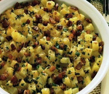 patate alla carbonara