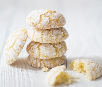 biscottini limone e mandorle