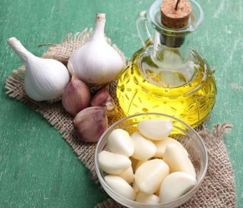 olio all'aglio