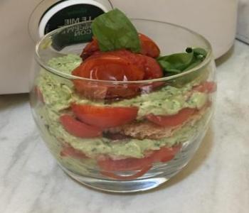 tiramisu' salato estivo bimby