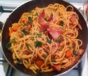 spaghetti golosoni