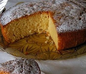 torta mascarpone e martini bianco