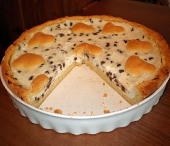 crostata ricotta e cacao bimby
