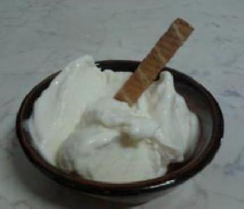 gelato al cocco bimby