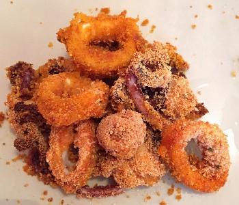 calamari alla paprika al forno